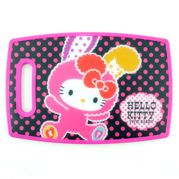 Picture of Hello Kitty Cutting Board: Candy Pink