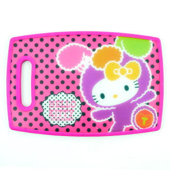 Picture of Hello Kitty Cutting Board: Candy Purple