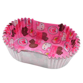 Picture of Hello Kitty Cupcake Wraper (10 piece)