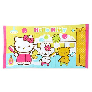 Picture of Hello Kitty Beach Towel: Friends