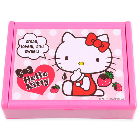 Picture of Hello Kitty Jewelry Box: Strawberry