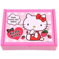 Hello Kitty Jewelry Box: Strawberry