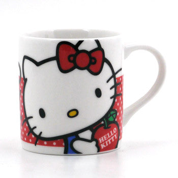 Picture of Hello Kitty Mini Mug: Apple