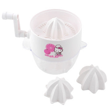 Picture of Hello Kitty Juicer: Cool White