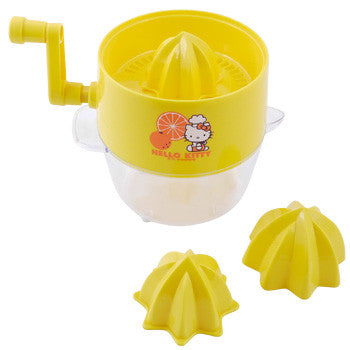 Picture of Hello Kitty Juicer: Lemon Yellow