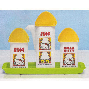 Picture of Hello Kitty Seasoning Set: Yellow