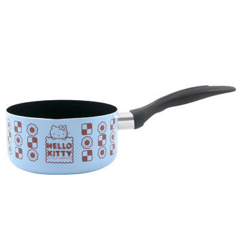 Picture of Hello Kitty Small Pot With Pour Spout: Blue