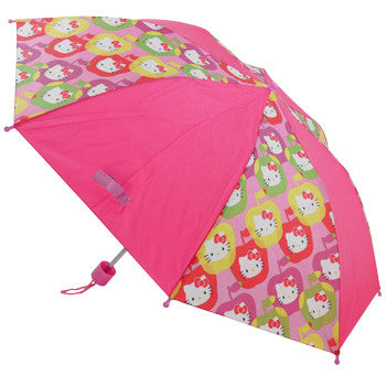 Picture of Hello Kitty Umbrella: Apples