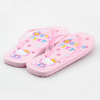 Picture of Hello Kitty Flip Flops