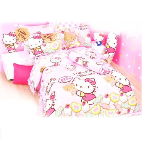 Picture of Hello Kitty Double Bed: Biscuits