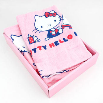 Picture of Hello Kitty Towel Set: Activities