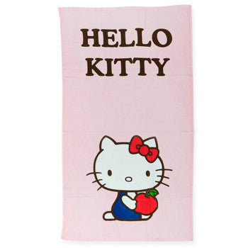 Picture of Hello Kitty Towel: Juicy Apple