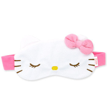Picture of Hello Kitty Eye Mask: Plush
