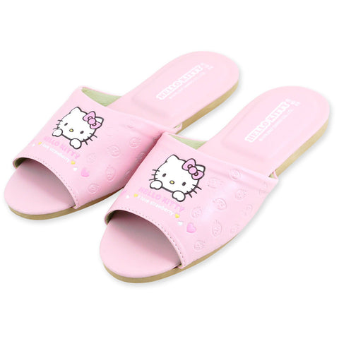 Picture of Hello Kitty Leather Slipper: Strawberry