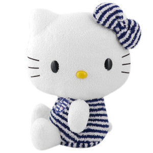 Hello Kitty Plush: Nautical Blue