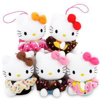 Picture of Hello Kitty Plush Hairband Holder Collection (5)