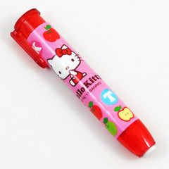 Hello Kitty Eraser Pen: Red