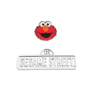 Picture of Sesame Street Car Decal: Elmo