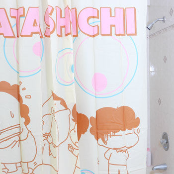 Atashinchi Shower Curtain