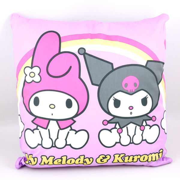 Melody and Kuromi Cushion