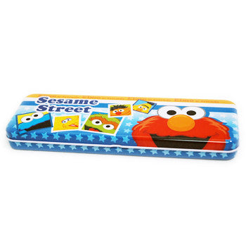 Picture of Sesame Street Tin Pencil Case