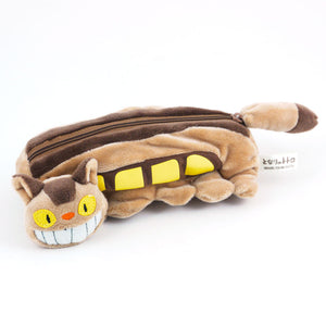 Totoro Coin Bag: Neko Cat Bus