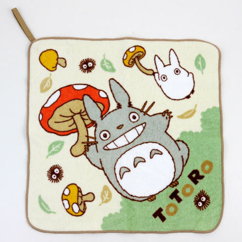 Picture of Totoro Face Towel