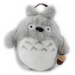 Totoro Plush Backpack: Mini
