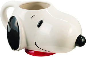 Peanuts Snoopy Sculpted Ceramic Mug