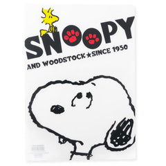 Snoopy File Case: Woodstock & Snoopy