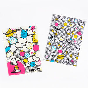 Snoopy Mini File Cases