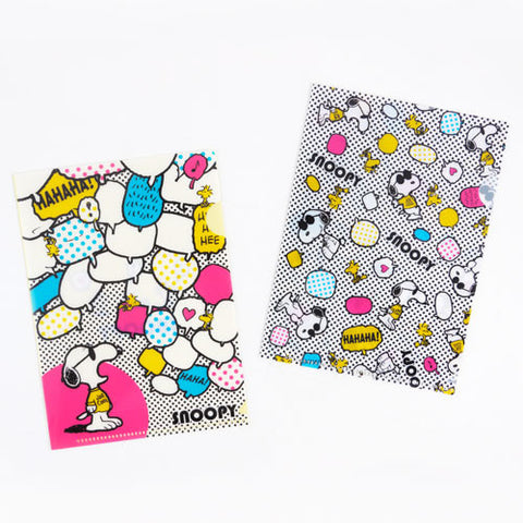 Picture of Snoopy Mini File Cases