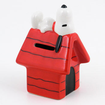 Picture of Snoopy Mini Piggy Bank