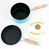 Snoopy Fry Pan & Pot Set