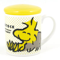 Wookstock Ceramic Mug with Lid