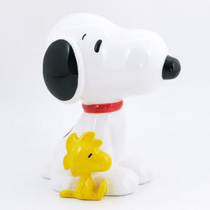 Snoopy Coin Bank: Friends