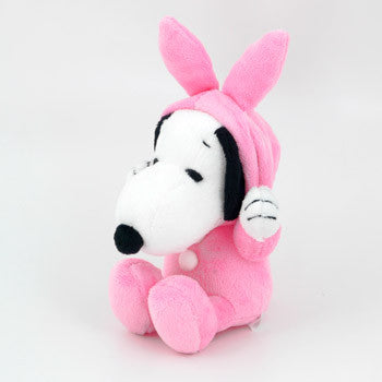 Picture of Snoopy Costume Plush: Bunny