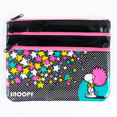 Snoopy Pencase: Afro