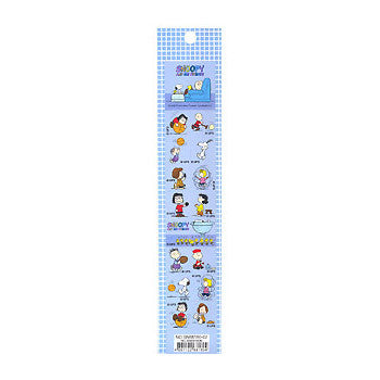 Picture of Snoopy Stickers: Light Purple