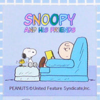 Snoopy Stickers: Light Purple