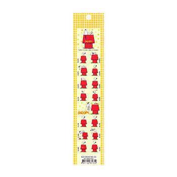 Picture of Snoopy Stickers: Yellow