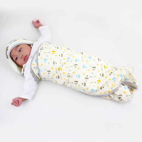 Picture of Thomas Swaddling Blanket