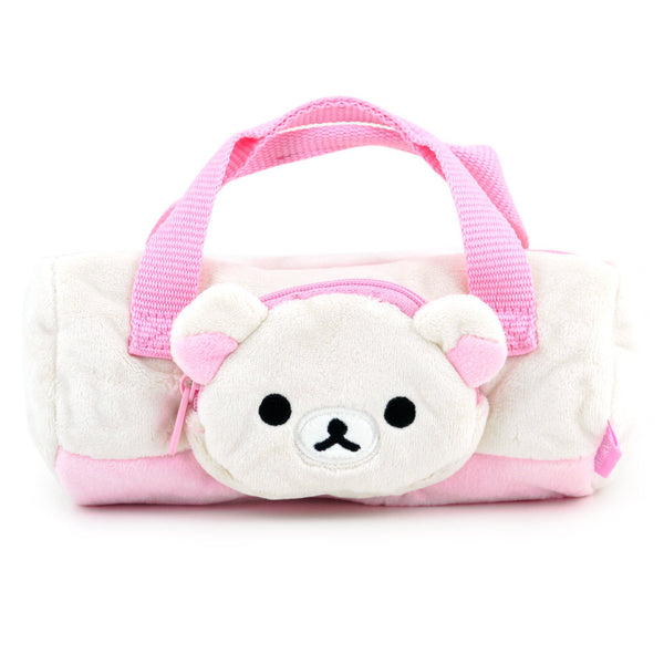 Korilakkuma Plush Pencil Case