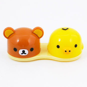 Picture of Rilakkuma & Kiiroitori Contact Case