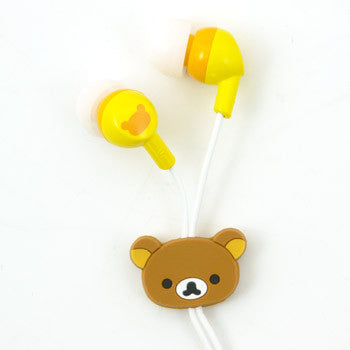 Picture of Rilakkuma Earphone