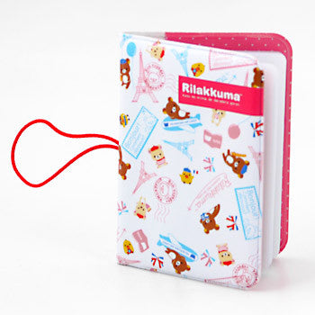 Picture of Rilakkuma Card Holder: Paris