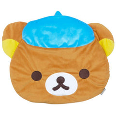 Rilakkuma Die Cut Face Cushion