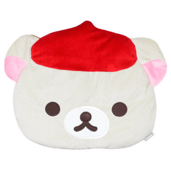Picture of Korilakkuma Die Cut Face Cushion