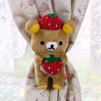 Picture of Rilakkuma Curtain Holder: Strawberry
