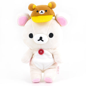 Rilakkuma Plush Dress Hat
